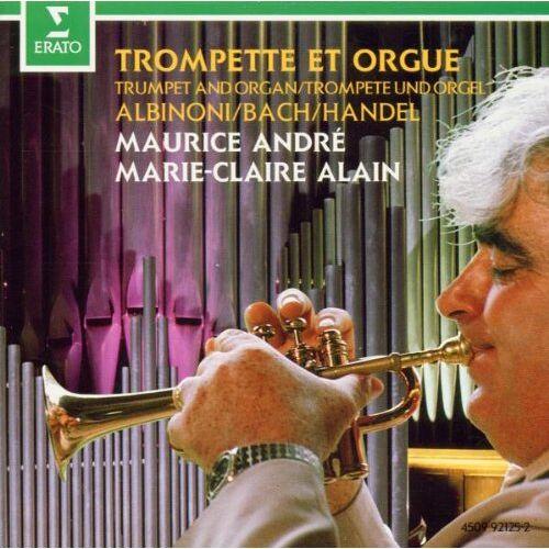 Maurice Andre - Trompete und Orgel - Preis vom 10.05.2021 04:48:42 h