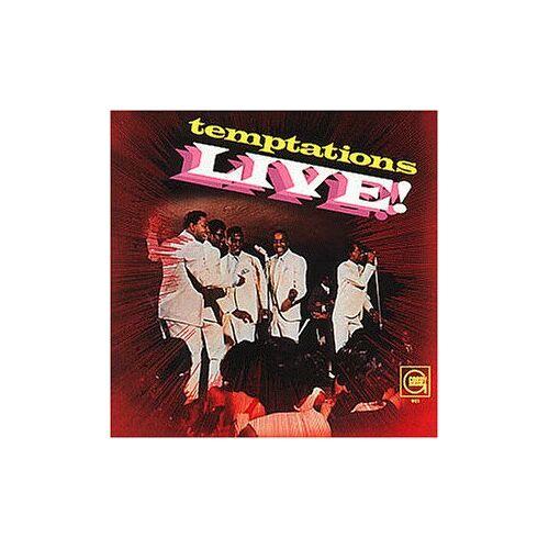 The Temptations - Temptations Live! - Preis vom 10.05.2021 04:48:42 h