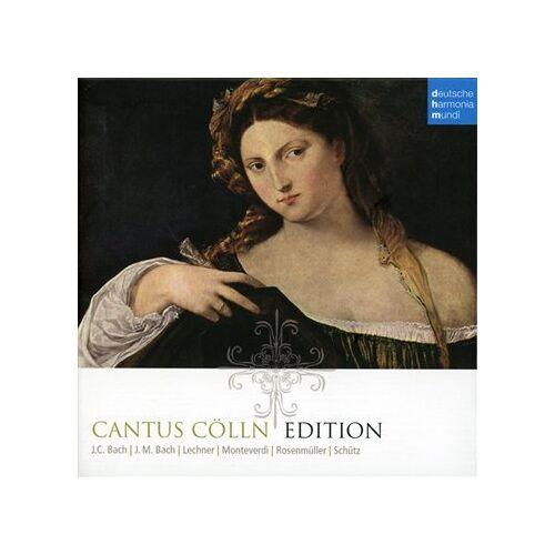 Cantus Cölln - Cantus Cölln-Edition - Preis vom 14.01.2021 05:56:14 h