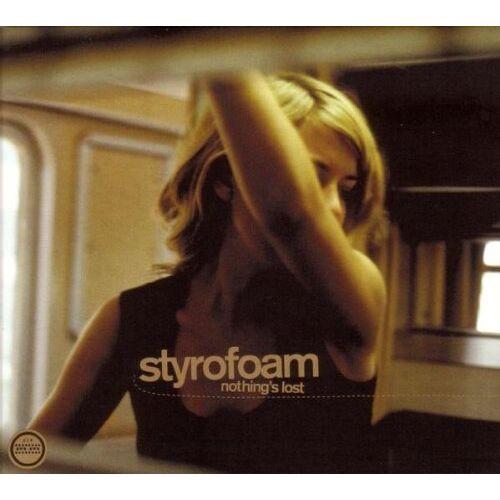 Styrofoam - Nothing's Lost - Preis vom 27.01.2021 06:07:18 h