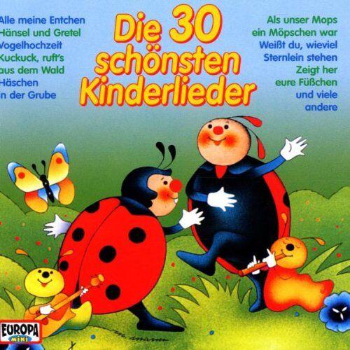 die Warburger Märchenkinder - Die 30 Schönsten Kinderlieder - Preis vom 21.10.2020 04:49:09 h