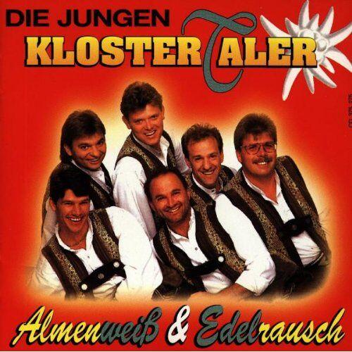 die Jungen Klostertaler - Almenweiß & Edelrausch - Preis vom 20.10.2020 04:55:35 h