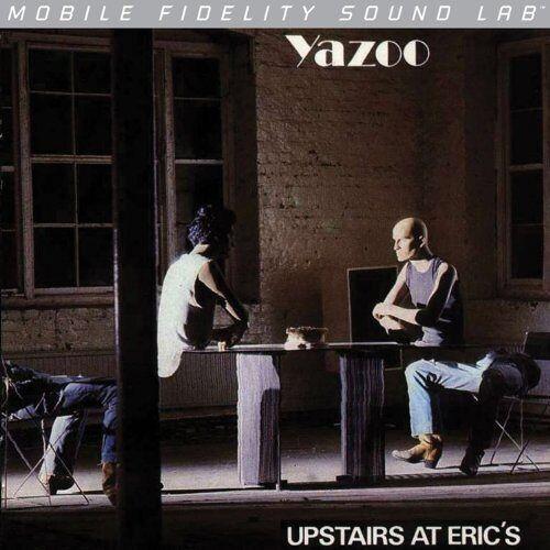 Yazoo - Upstairs at Eric'S [Vinyl LP] - Preis vom 15.04.2021 04:51:42 h