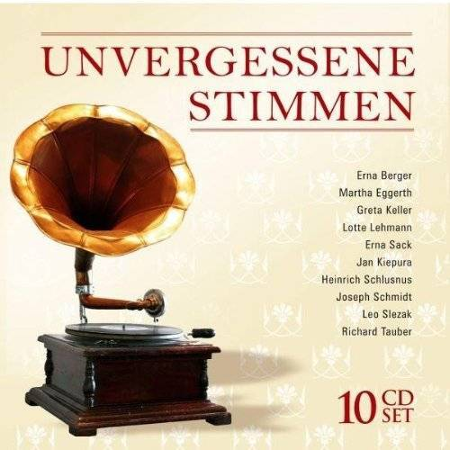 Erna Berger - Unvergessene Stimmen - Preis vom 11.05.2021 04:49:30 h