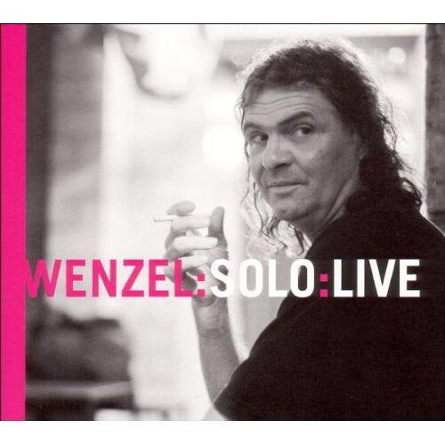 Hans-Eckardt Wenzel - Wenzel:Solo:Live - Preis vom 20.10.2020 04:55:35 h
