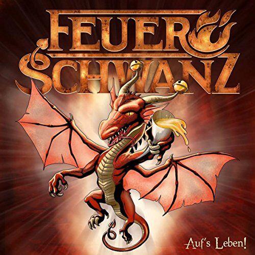 Feuerschwanz - Aufs Leben - Preis vom 20.10.2020 04:55:35 h