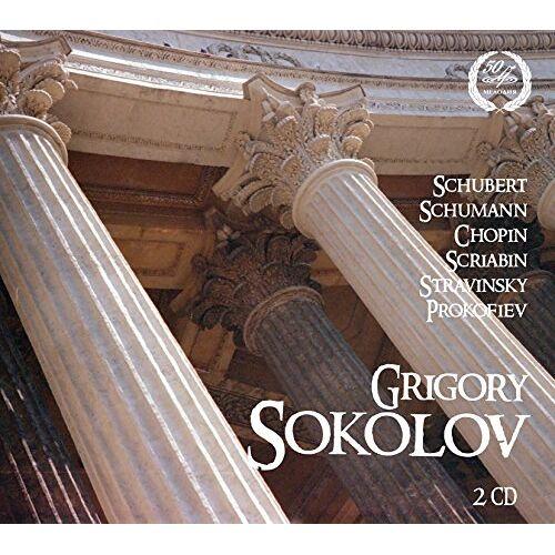 Grigory Sokolov - Grigory Sokolov (Klavierwerke) - Preis vom 16.04.2021 04:54:32 h