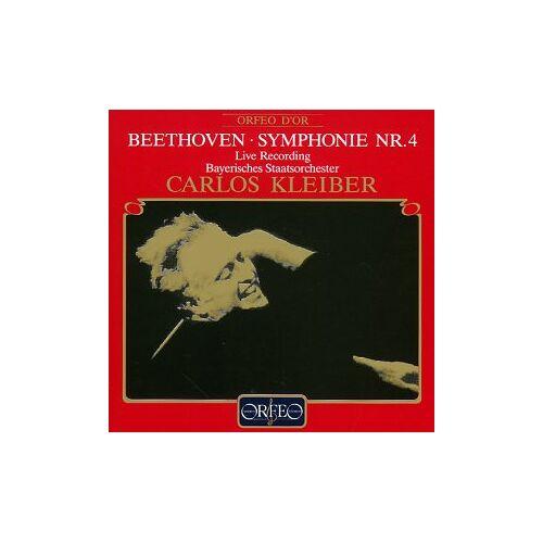Kleiber - Beethoven Sinfonie 4 Kleiber - Preis vom 18.10.2020 04:52:00 h