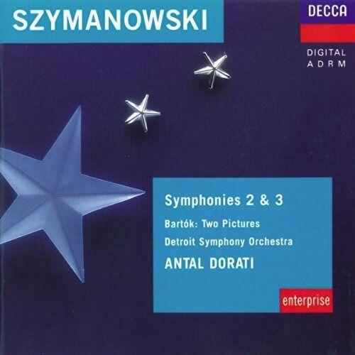 Dorati/Dso - Szymanowski:Syms. 2 & 3 - Preis vom 20.10.2020 04:55:35 h