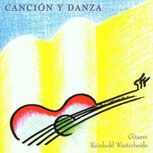 Reinhold Westerheide - Cancion Y Danza - Preis vom 05.03.2021 05:56:49 h