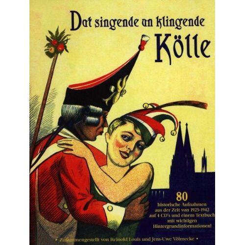 Various - Dat Singende Un Klingende Kölle - Preis vom 10.05.2021 04:48:42 h