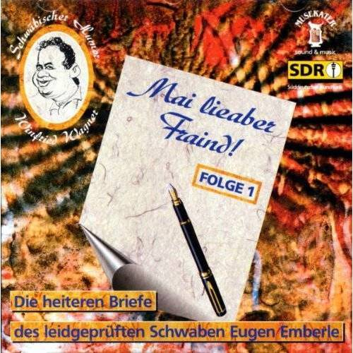 Winfried Wagner - Mai Lieaber Fraind! Folge 1 - Preis vom 23.01.2021 06:00:26 h