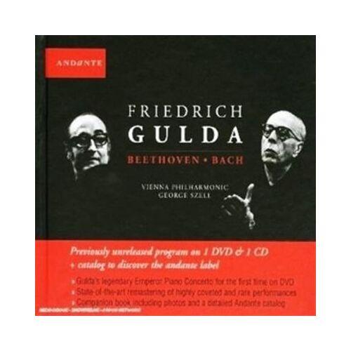 Gulda - Friedrich Gulda (+DVD+Katalog) - Preis vom 06.04.2020 04:59:29 h
