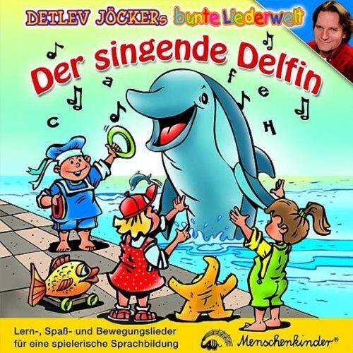 Detlev Jöcker - Der singende Delfin - Preis vom 18.04.2021 04:52:10 h