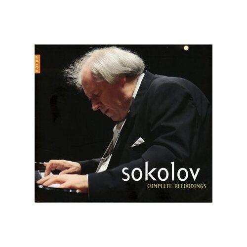 Grigory Sokolov - Sokolov: Complete Recordings - Preis vom 17.04.2021 04:51:59 h