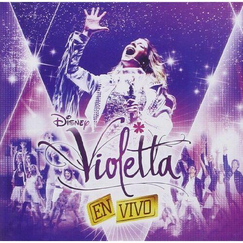Violetta - Violetta en Vivo - Preis vom 22.01.2021 05:57:24 h