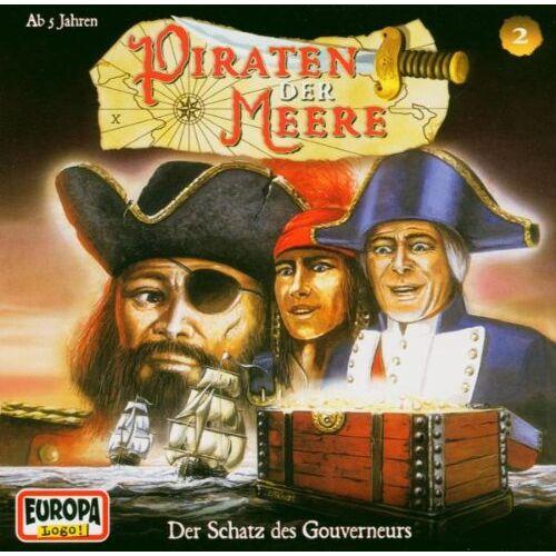 Piraten der Meere 2 - Piraten Der Meere 2-Der Sch - Preis vom 08.03.2021 05:59:36 h