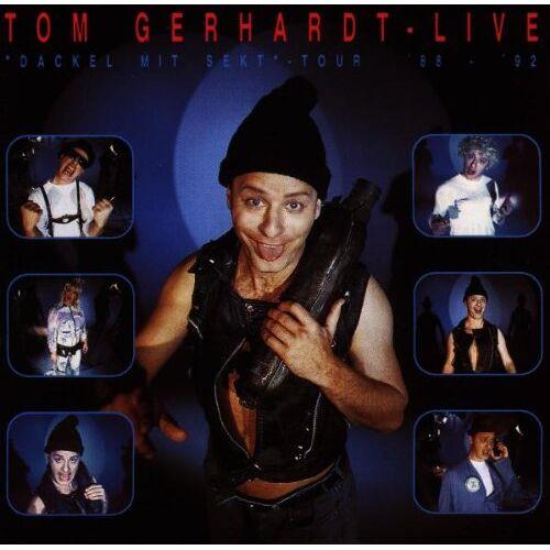 Tom Gerhardt - Tom Gerhardt-Live-Dackel - Preis vom 15.01.2021 06:07:28 h