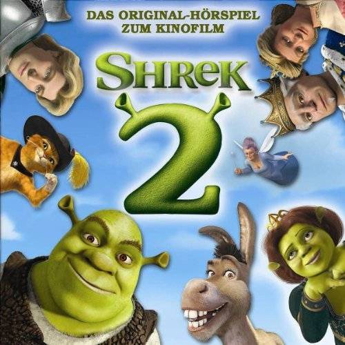 Shrek - Shrek 2 - Das Hörspiel zum Kinofilm - Preis vom 13.05.2021 04:51:36 h