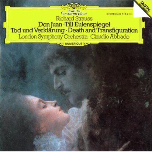 Abbado/Lso - Strauss,R:Death & Transfiguration (US Import) - Preis vom 18.04.2021 04:52:10 h