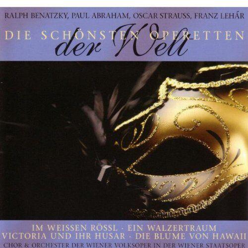 Benatzky, Abraham, Strauss & Leh R - Die Schönsten Operetten 2 - Preis vom 15.01.2021 06:07:28 h