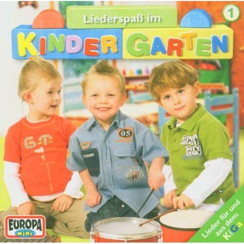 Fun Kids - 01/Liederspass im Kindergarten - Preis vom 18.04.2021 04:52:10 h