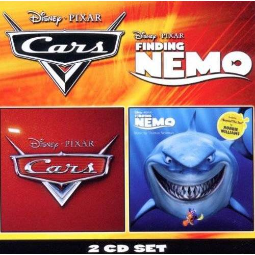 Ost - Cars+Finding Nemo - Preis vom 16.04.2021 04:54:32 h