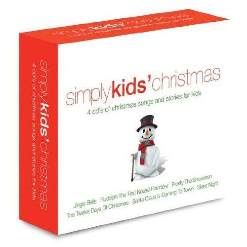 Simply Kids Christmas - Simply Kids Xmas - Preis vom 14.05.2021 04:51:20 h