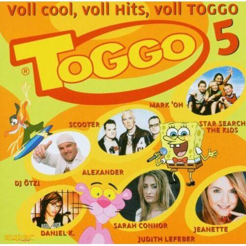 Various - Toggo-5 - Preis vom 16.04.2021 04:54:32 h