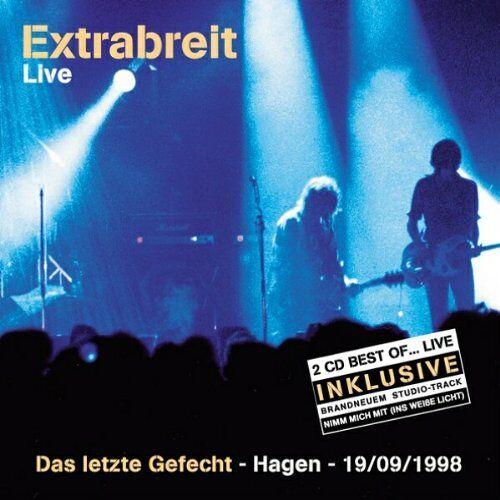 Extrabreit - Das Letzte Gefecht/Live - Preis vom 28.05.2020 05:05:42 h