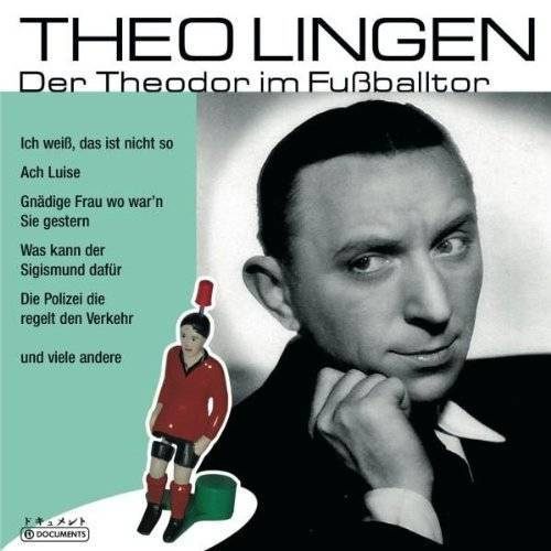 Theo Lingen - Der Theodor im Fussballtor - Preis vom 20.10.2020 04:55:35 h