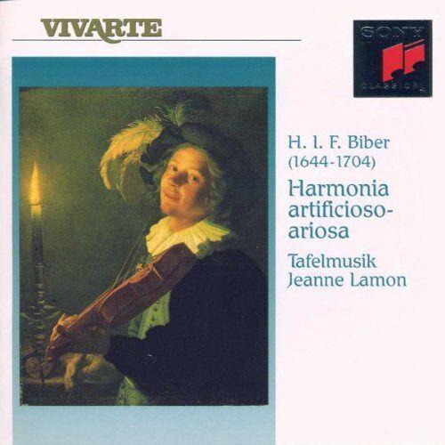 J. Lamon - Harmonia Artificiosa-Ariosa - Preis vom 10.05.2021 04:48:42 h