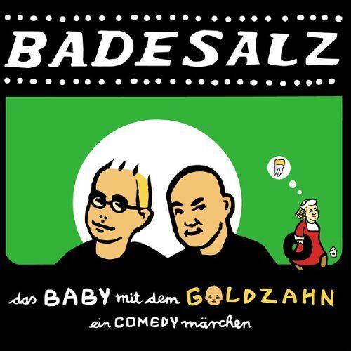 Badesalz - Das Baby Mit Dem Goldzahn - Preis vom 03.05.2021 04:57:00 h