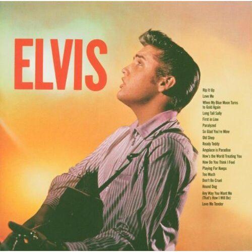 Elvis Presley - Elvis - Preis vom 12.05.2021 04:50:50 h