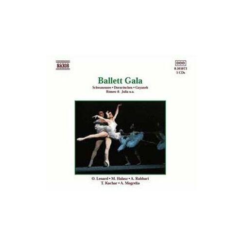 Various - Ballett Ballett Gala - Preis vom 07.05.2021 04:52:30 h