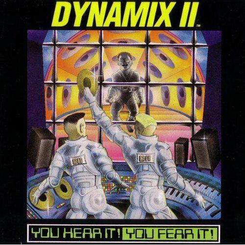 Dynamix II - You Hear It! You Fear It! - Preis vom 23.01.2021 06:00:26 h