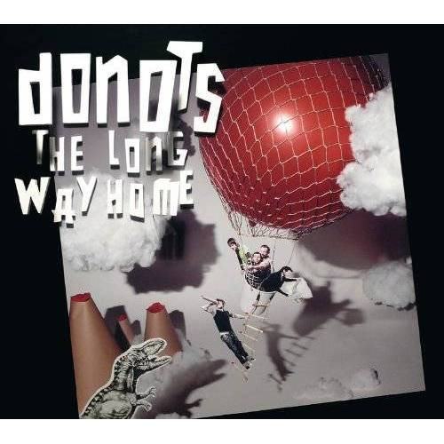 Donots - The Long Way Home - Preis vom 01.03.2021 06:00:22 h