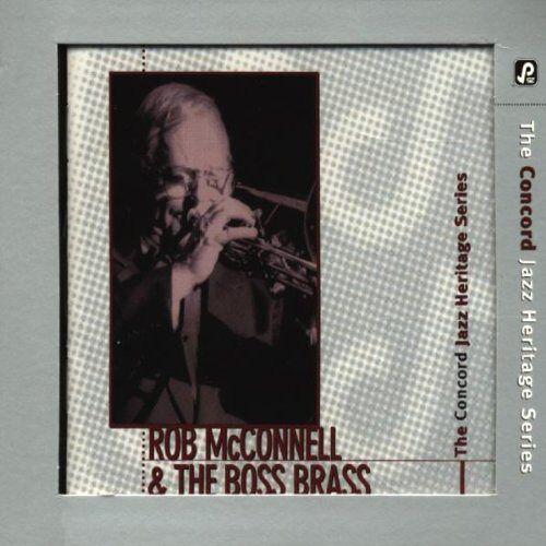 Rob Mcconnell - Concord Jazz Heritage - Preis vom 03.05.2021 04:57:00 h