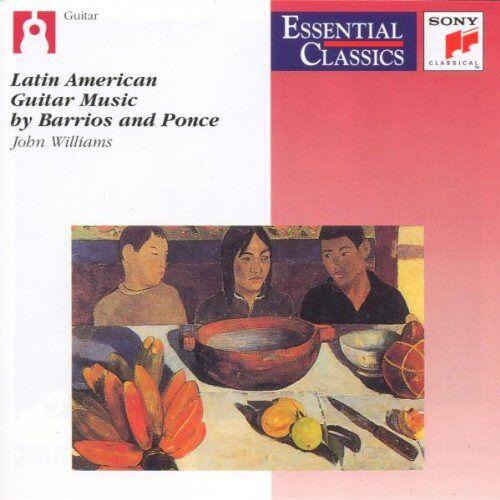 John Williams - Lateinamerikanische Gitarrenmusik - Preis vom 28.02.2021 06:03:40 h