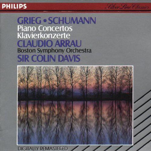 Arrau - Klavierkonzert Op. 16 / Klavierkonzert Op. 54 - Preis vom 20.10.2020 04:55:35 h