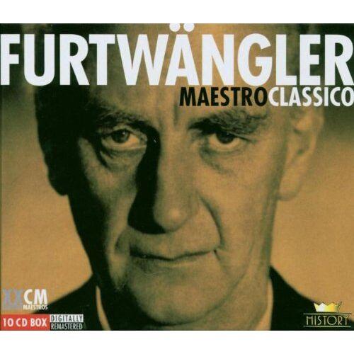 Wilhelm Furtwängler - Furtwängler-Maestro Classico - Preis vom 16.04.2021 04:54:32 h