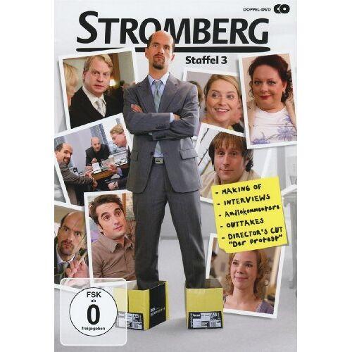 Arne Feldhusen - Stromberg - Staffel 3 [2 DVDs] - Preis vom 05.05.2021 04:54:13 h