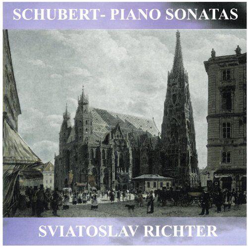 Schubert:Piano Sonatas - Preis vom 20.10.2020 04:55:35 h