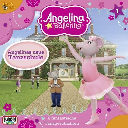 Angelina Ballerina - 01/Angelinas Neue Tanzschule - Preis vom 20.10.2020 04:55:35 h