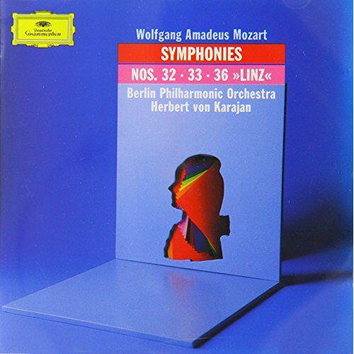 Karajan - Sinfonien 32+33+36 Linzer - Preis vom 27.02.2021 06:04:24 h