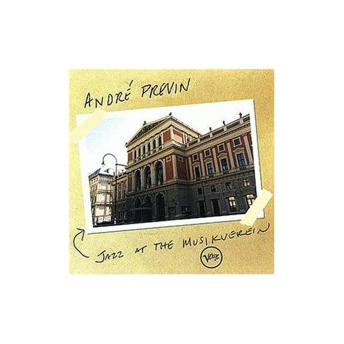 Andre Previn - Jazz at the Musikverein - Preis vom 20.10.2020 04:55:35 h