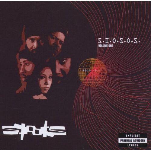 Spooks - S.I.O.S.O.S Volume 1 - Preis vom 20.10.2020 04:55:35 h