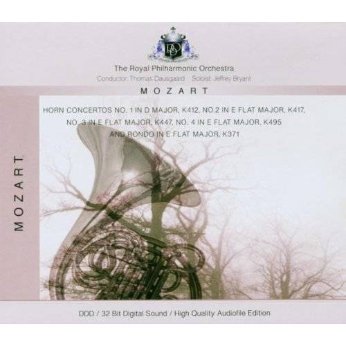 - Mozart: Horn Conzertos No. 1 - No. 4 - Preis vom 16.04.2021 04:54:32 h