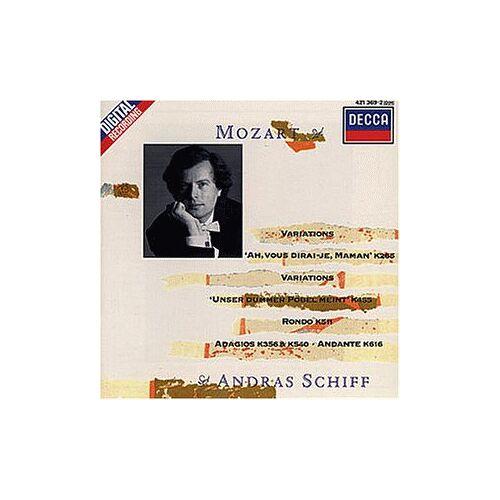 Andras Schiff - Klavier-Soli - Preis vom 21.10.2020 04:49:09 h