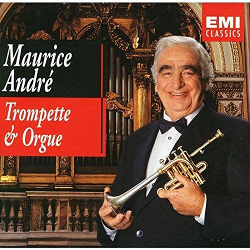 Maurice Andre - Trompete & Orgel - Preis vom 09.05.2021 04:52:39 h